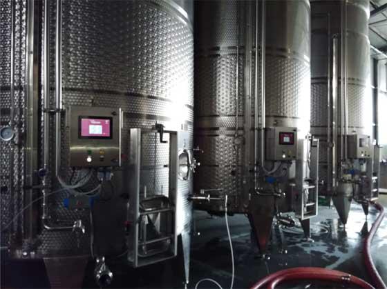 Tecnovino fermentador automatico WebNectarPlus Parsec 3