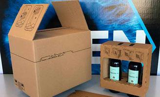 Tecnovino soluciones y servicios de embalaje Smurfit Kappa Ecommerce detalle
