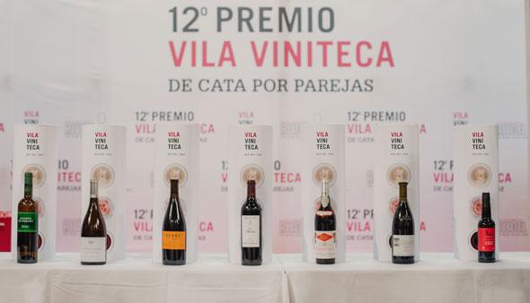 Tecnovino 12o Premio Vila Viniteca Vinos Final