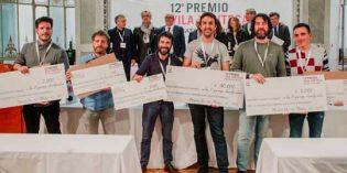 40.000 euros para los ganadores del 12º Premio Vila Viniteca de Cata Por Parejas