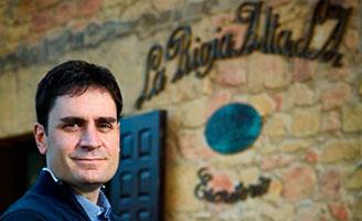 Tecnovino Alejandro Lopez La Rioja Alta