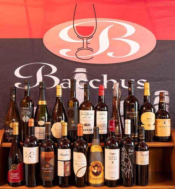 Tecnovino Concurso de Vinos Bacchus 2019 Gran Oro 1