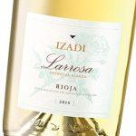 Izadi Larrosa amplía su gama, al rosado suma un blanco monovarietal de garnacha