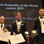 El Mejor Sumiller del Mundo 2019 es el alemán Marc Almert