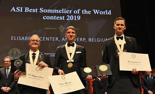 Tecnovino Mejor Sumiller del Mundo BSOW 2019 finalistas