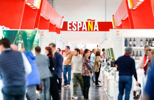 Tecnovino ProWein 2019 Espana