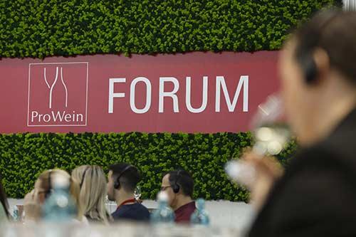 Tecnovino ProWein 2019 Forum