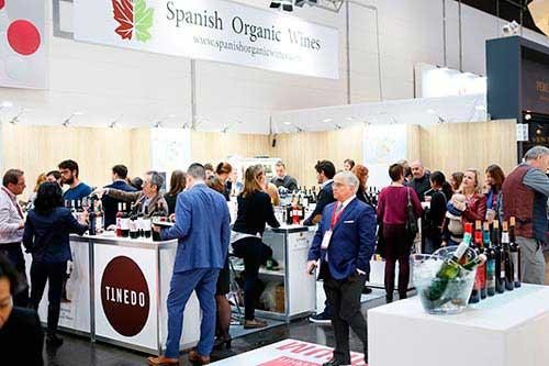 Tecnovino ProWein 2019 Spanish Organic Wines