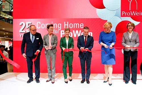 Tecnovino ProWein 2019 inauguracion