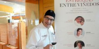 Estrellas entre viñedos, el homenaje al producto y a la cocina inspirada en el vino del Restaurante Vivanco