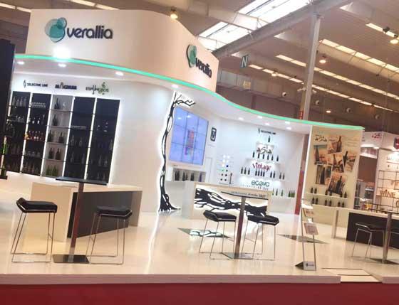 Tecnovino botellas para vinos Gama Asia Verallia Enomaq
