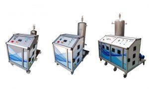 Máquinas de ozono y proyectos llave en mano para desinfección en bodegas