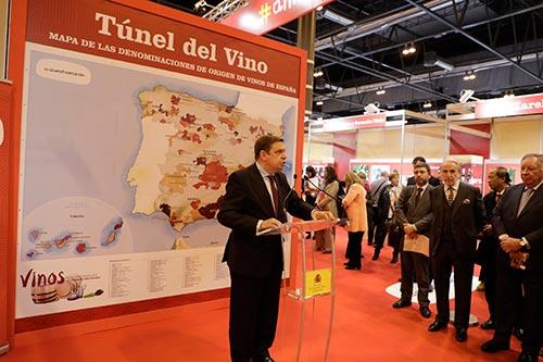 Tecnovino 33 Salon Gourmets Tunel del Vino 2