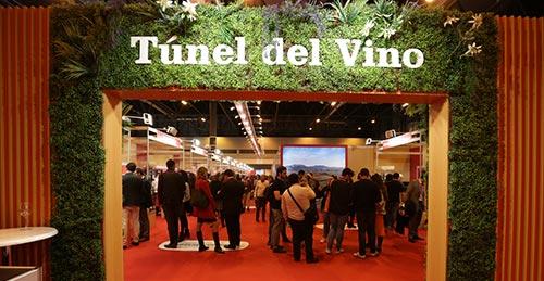 Tecnovino 33 Salon Gourmets Tunel del Vino