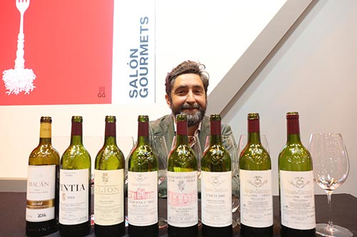 Tecnovino 33 Salon Gourmets Vega Sicilia 2
