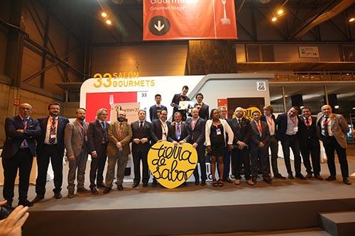 Tecnovino 33 Salon Gourmets campeonato sumilleres 2