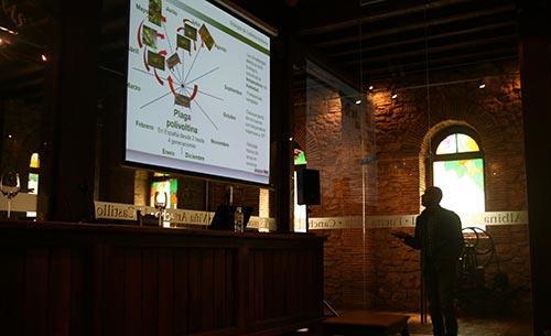 Tecnovino Jornada Viticultura 4.0 Bodegas Riojanas detalle