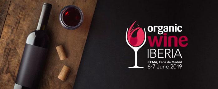 Tecnovino Organic Food Iberia feria vinos ecologicos Organic Wine Iberia