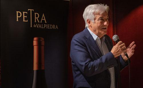 Tecnovino Petra de Valpiedra vino garnacha Finca Valpiedra presentacion
