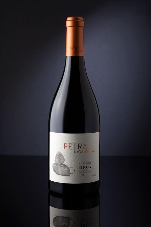 Tecnovino Petra de Valpiedra vino garnacha Finca Valpiedra
