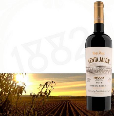 Tecnovino Rioja Vega Venta Jalon Reserva 2014