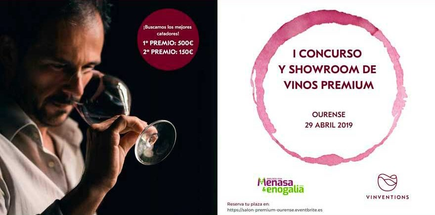 Tecnovino concurso showroom de vinos premium Vinventions