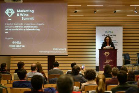 Tecnovino marketing wine summit