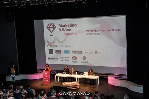 Tecnovino marketing wine summit 2019 escenario