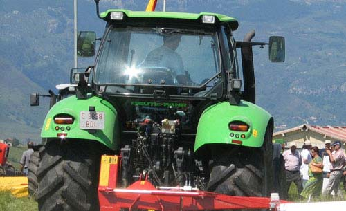 Tecnovino plan Renove de maquinaria agricola