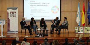 La sostenibilidad y la responsabilidad social como motores de futuro del sector vitivinícola se trataron en la Asamblea de la FEV