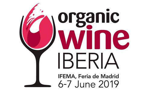 Tecnovino Organic Wine Iberia logo