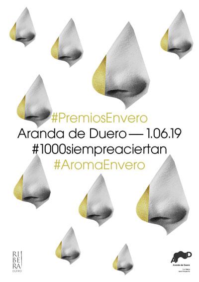 Tecnovino Premios Envero cartel