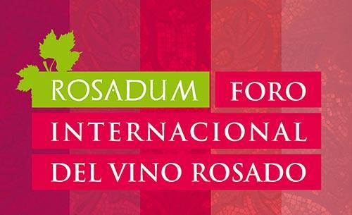 Tecnovino ROSADUM vino rosado cartel