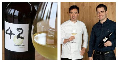 Tecnovino mejores vino blanco y rosado Concours Mondial Bruxelles 2019 Gorka Izagirre 42 by Eneko Atxa