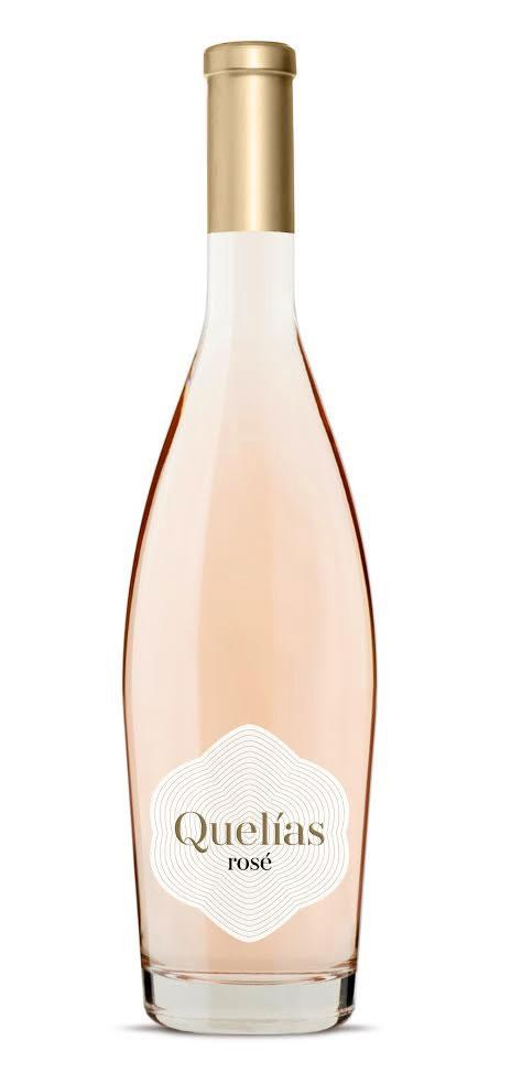 Tecnovino mejores vino blanco y rosado Concours Mondial Bruxelles 2019 Quelias Rosado