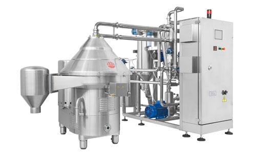 Tecnovino sistema de centrifugacion soluciones para elaborar vino de Reda Iberica detalle