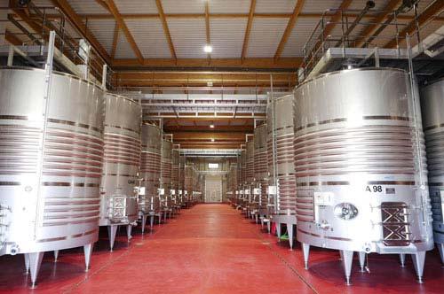 Tecnovino Bodegas Protos centro de alta tecnologia 2
