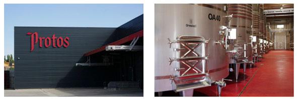Tecnovino Bodegas Protos centro de alta tecnologia 4