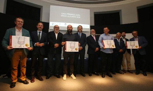 Tecnovino Premios ASPA