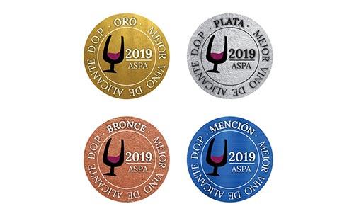 Tecnovino Premios ASPA vinos Alicante DOP