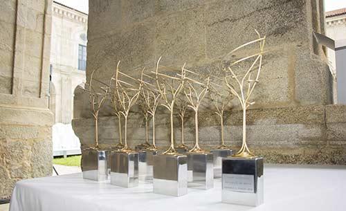 Tecnovino Premios DO Ribeiro galardon