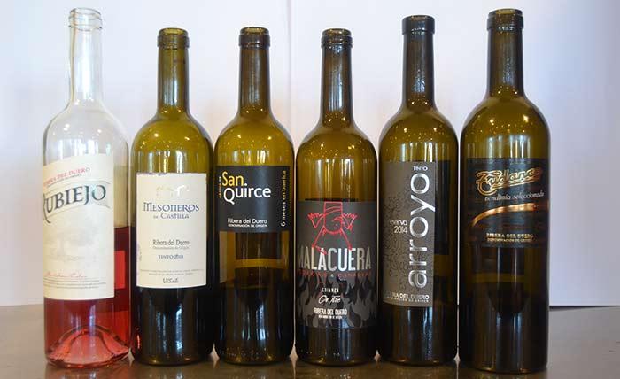 Tecnovino vinos ganadores de los Premios Envero 2019