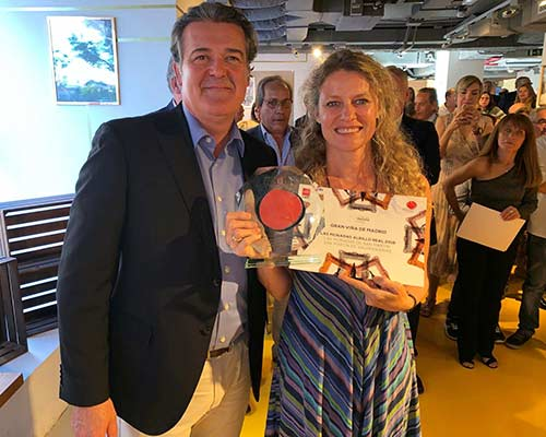 Tecnovino Premios Vina de Madrid 2019 Gran Vina