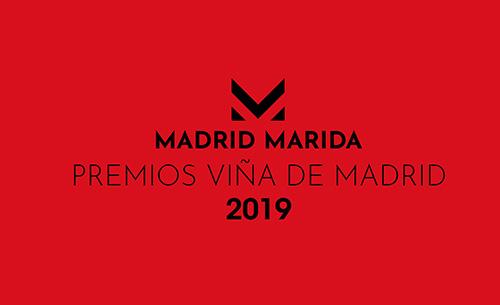 Tecnovino Premios Vina de Madrid 2019 logo detalle