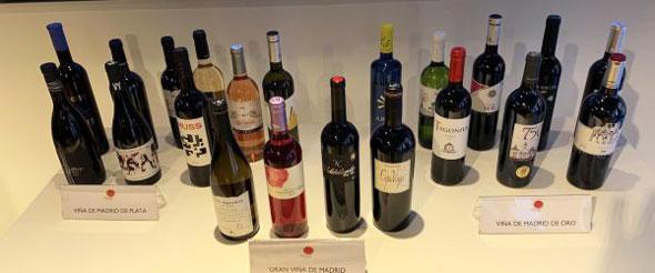 Tecnovino Premios Vina de Madrid 2019 vinos ganadores