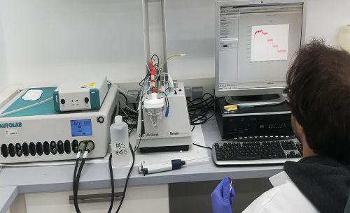 Tecnovino biosensor