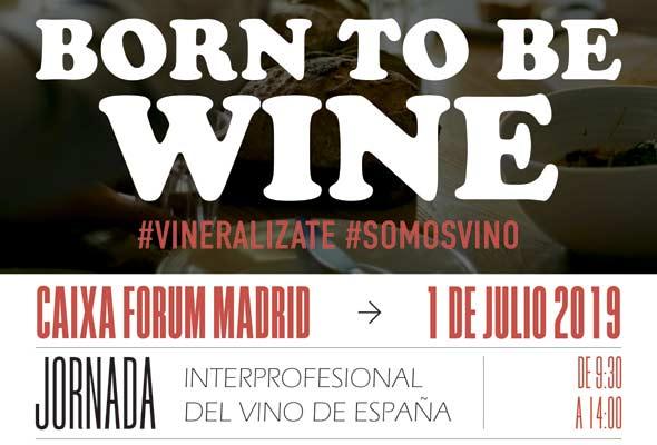 Tecnovino eventos vitivinicolas Born to be Wine
