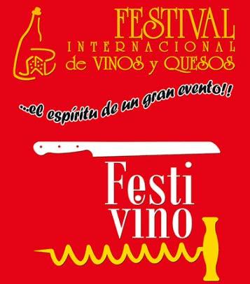 Tecnovino eventos vitivinicolas Festival Internacional de Vinos y Quesos