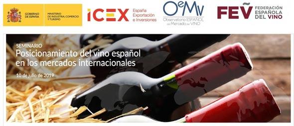 Tecnovino eventos vitivinicolas Posicionamiento del vino espanol