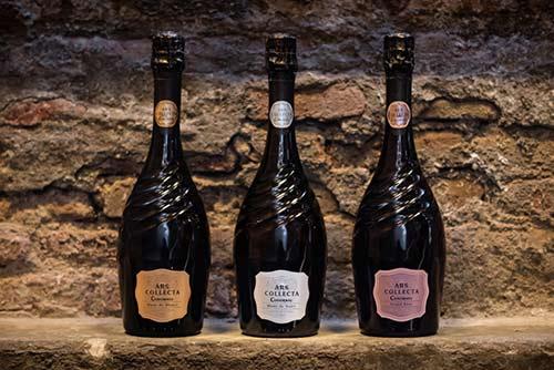 Tecnovino vinos y cavas de Raventos Codorniu Ars Collecta
